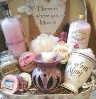 home is where your mum is gift basket