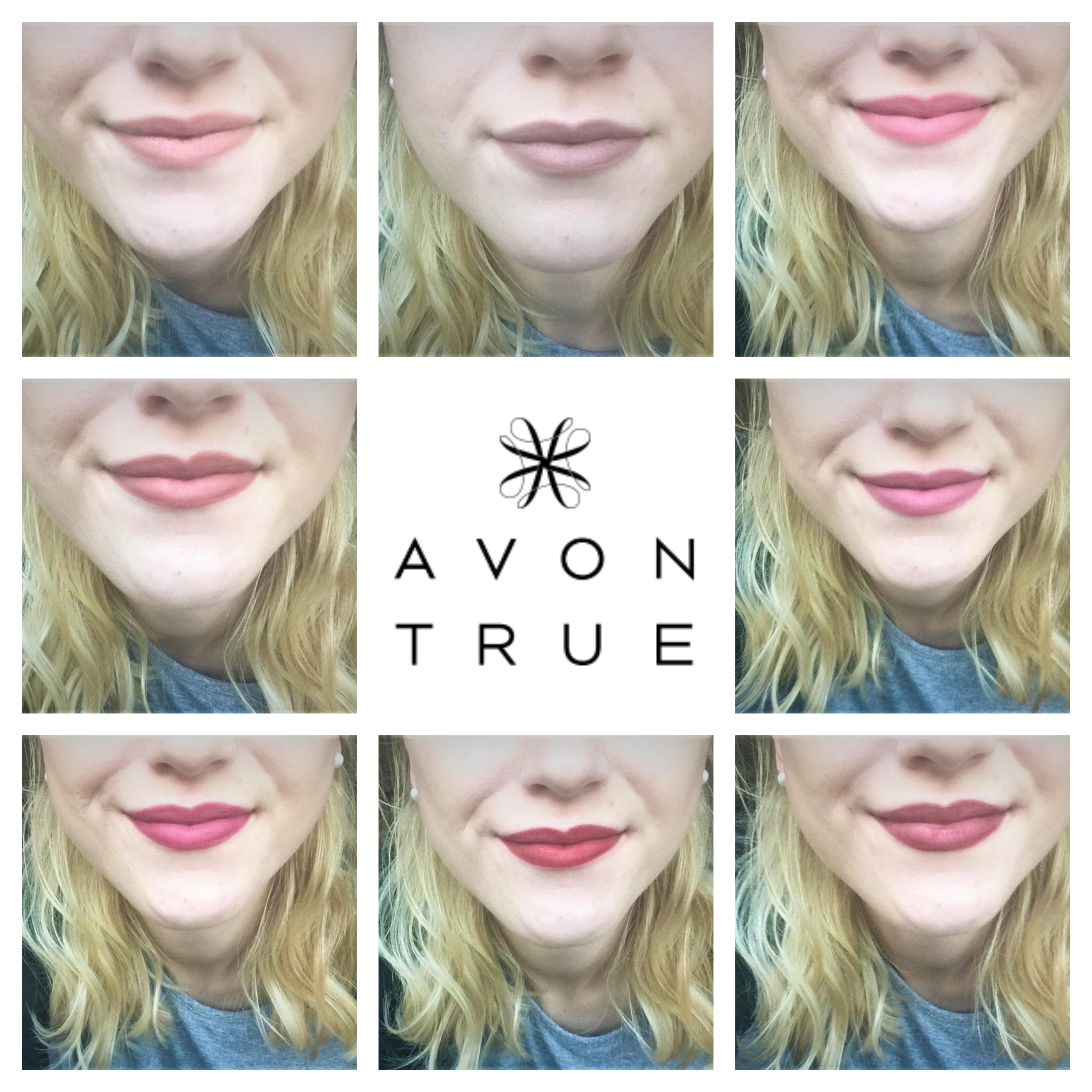 Avon True Colour Delicate Matte Lipstick