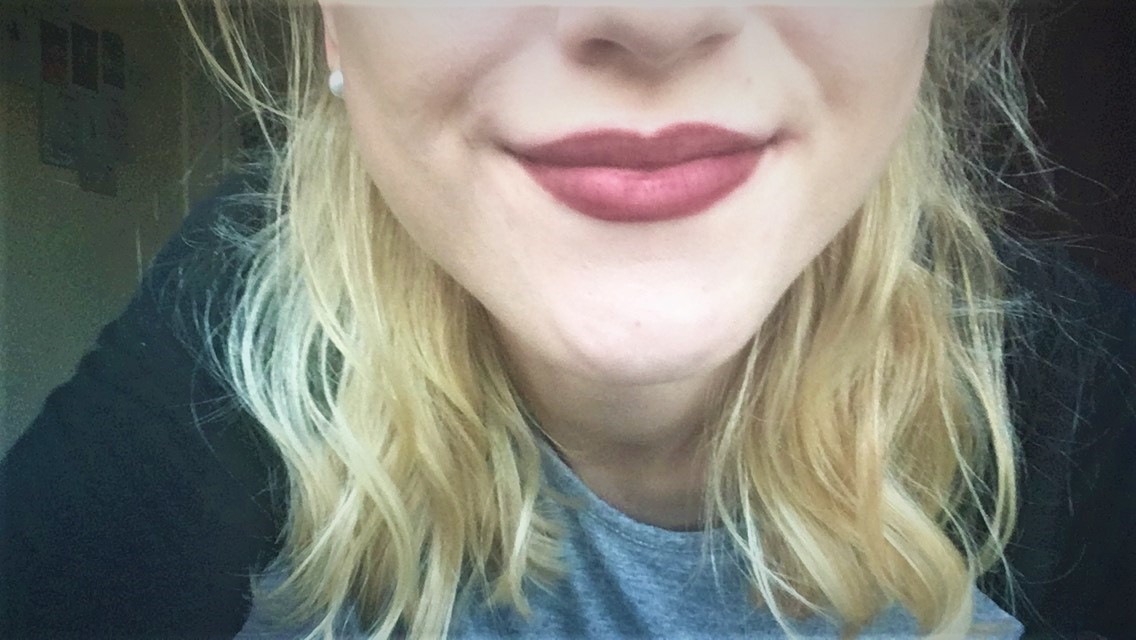 Avon True Delicate Matte Lipsticks The Little Alien